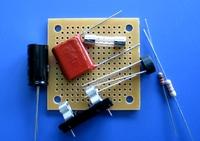 AC100V用のパワーLED点灯用定電流電源の販売